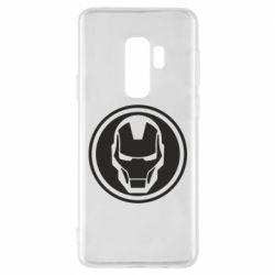 Чохол для Samsung S9+ Iron man symbol