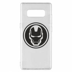 Чохол для Samsung Note 8 Iron man symbol