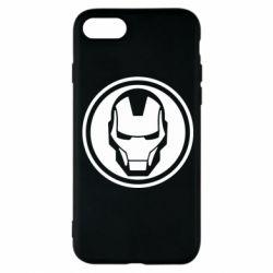 Чохол для iPhone 8 Iron man symbol