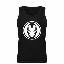 Майка чоловіча Iron man symbol