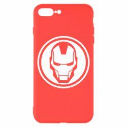 Чохол для iPhone 8 Plus Iron man symbol