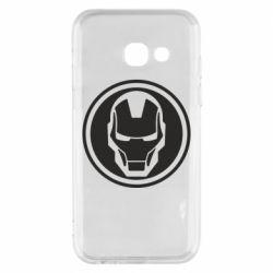 Чохол для Samsung A3 2017 Iron man symbol