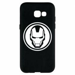 Чохол для Samsung A5 2017 Iron man symbol