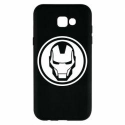 Чохол для Samsung A7 2017 Iron man symbol