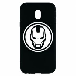 Чохол для Samsung J3 2017 Iron man symbol