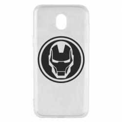 Чохол для Samsung J5 2017 Iron man symbol
