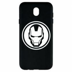 Чохол для Samsung J7 2017 Iron man symbol