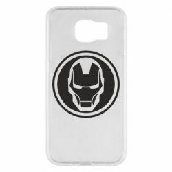 Чохол для Samsung S6 Iron man symbol