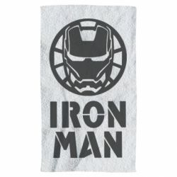 Рушник Iron man text