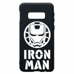 Чохол для Samsung S10e Iron man text