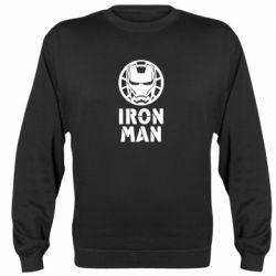 Реглан (світшот) Iron man text