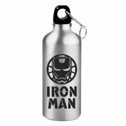 Фляга Iron man text