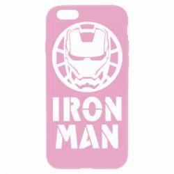 Чохол для iPhone 6 Plus/6S Plus Iron man text