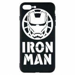 Чохол для iPhone 7 Plus Iron man text