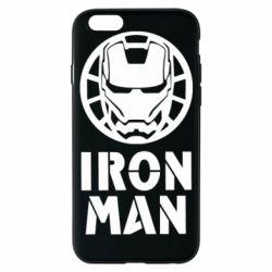 Чохол для iPhone 6/6S Iron man text