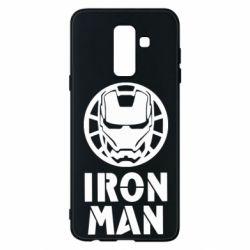 Чохол для Samsung A6+ 2018 Iron man text