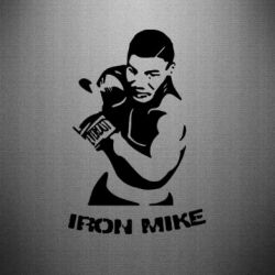 Наклейка Iron Mike - FatLine