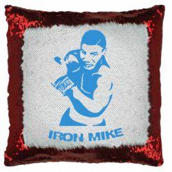 Подушка-хамелеон Iron Mike