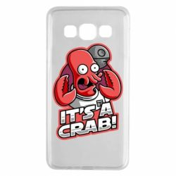 Чохол для Samsung A3 2015 It's a crab!