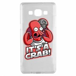 Чохол для Samsung A5 2015 It's a crab!