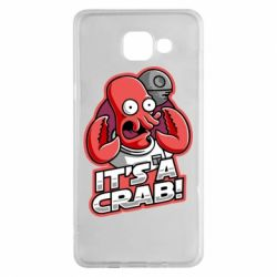 Чохол для Samsung A5 2016 It's a crab!
