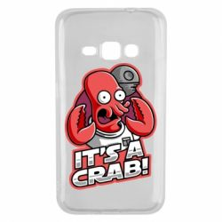 Чохол для Samsung J1 2016 It's a crab!