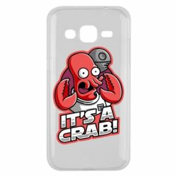 Чохол для Samsung J2 2015 It's a crab!