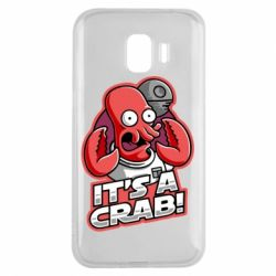 Чохол для Samsung J2 2018 It's a crab!
