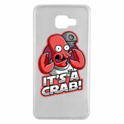 Чохол для Samsung A7 2016 It's a crab!