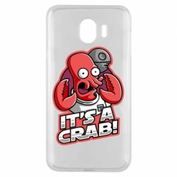 Чохол для Samsung J4 It's a crab!