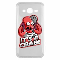 Чохол для Samsung J5 2015 It's a crab!