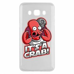 Чохол для Samsung J5 2016 It's a crab!