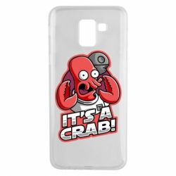 Чохол для Samsung J6 It's a crab!