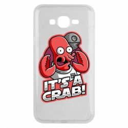Чохол для Samsung J7 2015 It's a crab!