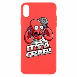 Чохол для iPhone Xs Max It's a crab!