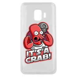Чохол для Samsung J2 Core It's a crab!