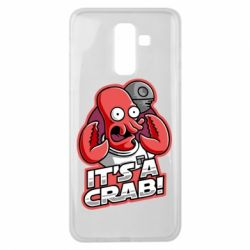 Чохол для Samsung J8 2018 It's a crab!