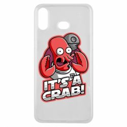 Чохол для Samsung A6s It's a crab!