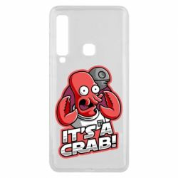 Чохол для Samsung A9 2018 It's a crab!