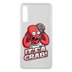 Чохол для Samsung A7 2018 It's a crab!