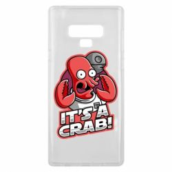 Чохол для Samsung Note 9 It's a crab!