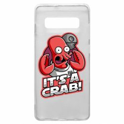 Чохол для Samsung S10+ It's a crab!
