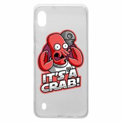 Чохол для Samsung A10 It's a crab!