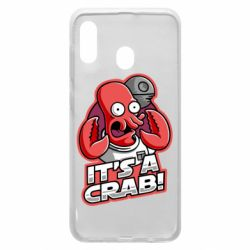 Чохол для Samsung A30 It's a crab!