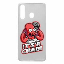 Чохол для Samsung A60 It's a crab!