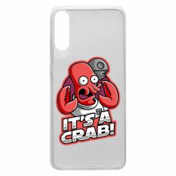 Чохол для Samsung A70 It's a crab!
