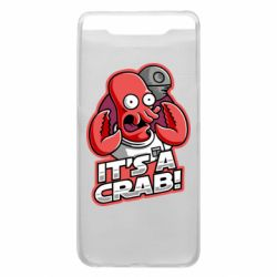 Чохол для Samsung A80 It's a crab!