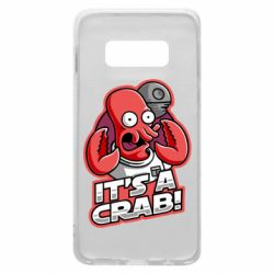 Чохол для Samsung S10e It's a crab!