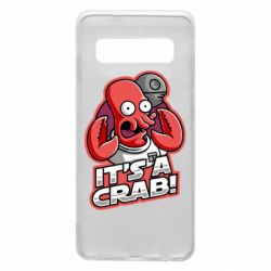 Чохол для Samsung S10 It's a crab!