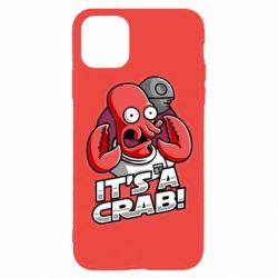 Чохол для iPhone 11 Pro It's a crab!